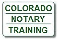 Colorado Notary Training